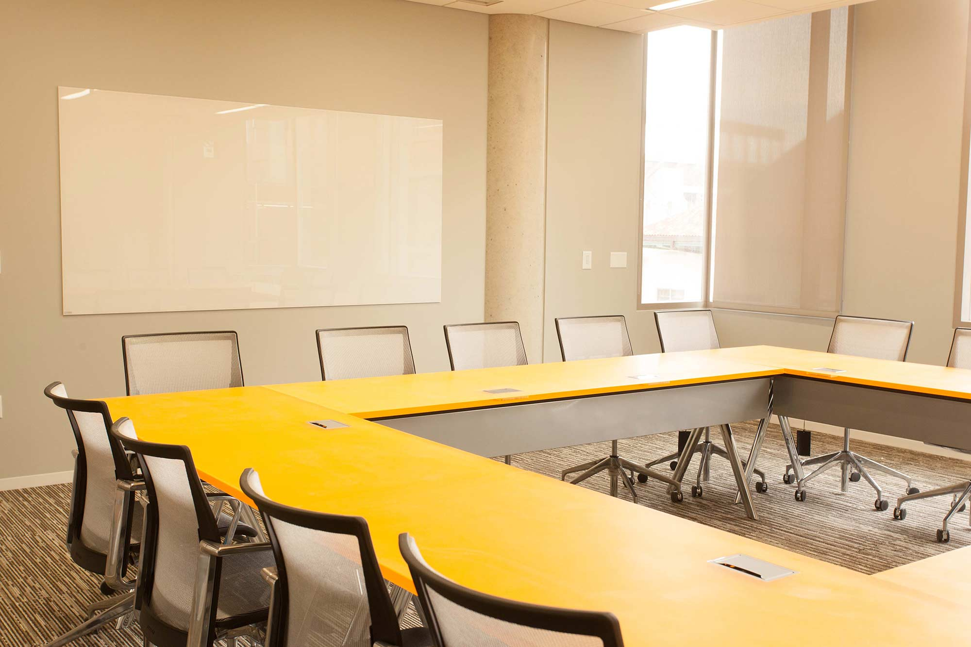 Clarus -Glass Whiteboards